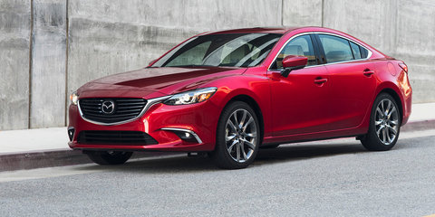 2017 Mazda 6 update launches in the US, due in Australia by year's end