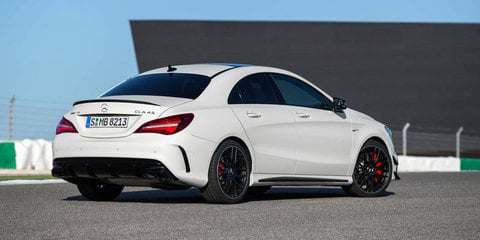 Mercedes Benz Cla Review Specification Price Caradvice
