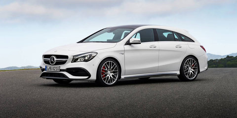 2016 Mercedes-Benz CLA: refreshed coupe and wagon range arrives in Australia from $52,500