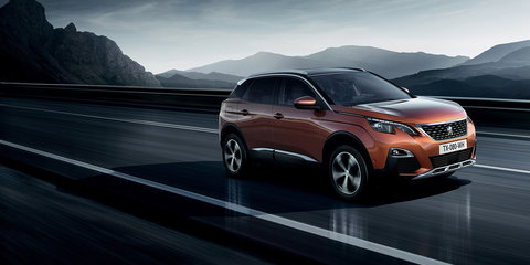 2017 Peugeot 3008 confirmed for Australia, due Q1 next year