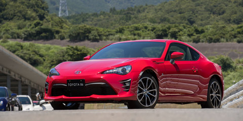 2017 Toyota 86: inside and out, what's changed?