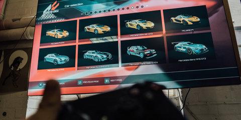 Meet Jin Tee:: CarAdvice's Assetto Corsa aficionado attends console launch