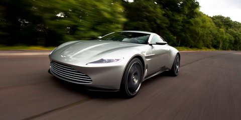 "2018 Aston Martin Vantage will ""blow the DB10 away"", design chief says"
