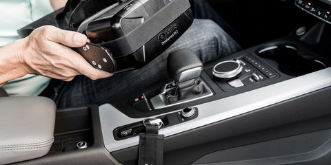 Audi's Oculus Rift virtual training car could be coming to a dealership near you