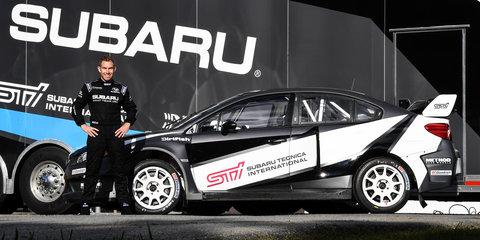 Chris Atkinson returns to Subaru for foray into Global Rallycross - UPDATE