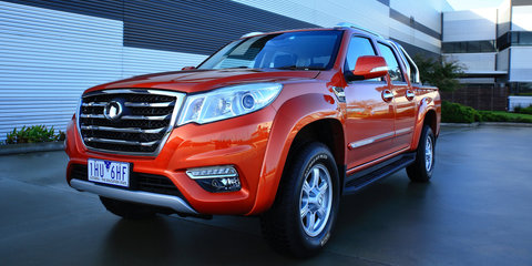 Great Wall Steed utes have arrived in Australia