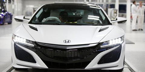 2017 Honda NSX: Only two sold in Oz so far