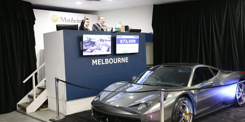Buying a car at auction - is it worthwhile?