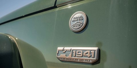 Jeep 75th Anniversary Limited Edition specials hit Australia