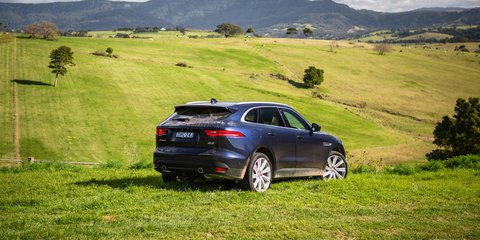 Jaguar F-Pace bringing more female buyers to the brand