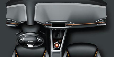 Lada XCode concept revealed