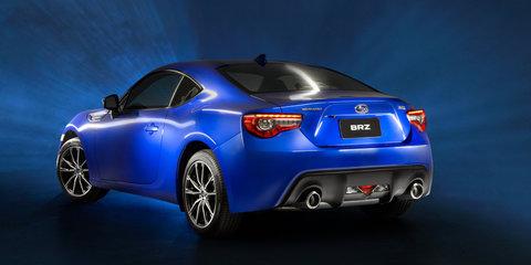 2017 Subaru BRZ revealed, Australian launch in November