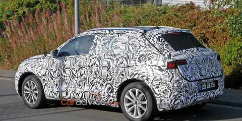 Volkswagen's brand-new small SUV spied, confirmed for Australia
