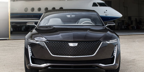 Cadillac Escala concept debuts brand's new styling direction