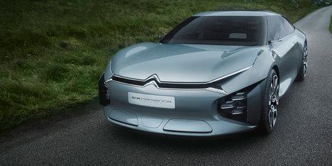 Citroen CXperience revealed: stretched Paris concept could hint at new C6