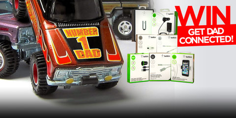 Nine ways to spoil your dad on Father's Day: An eclectic CarAdvice gift guide