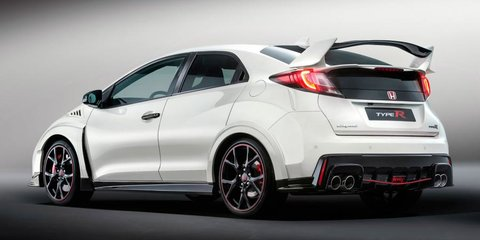 2017 Honda Civic Type-R Australian launch confirmed