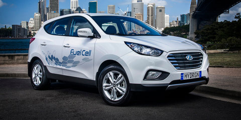 Hyundai to provide 20 next-gen fuel-cell EVs for ACT government