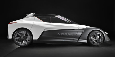 Nissan BladeGlider working prototype revealed