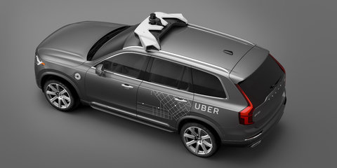 Uber driverless trials suspended after fatal collision - UPDATE