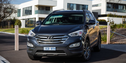 2015 Hyundai Santa Fe Active (4x4) Review