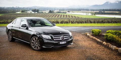 2016 Mercedes-Benz E-Class recalled for wiper fix