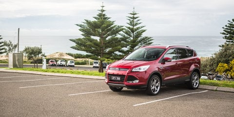 Destination Drive: Caves Beach getaway in the 2016 Ford Kuga Titanium