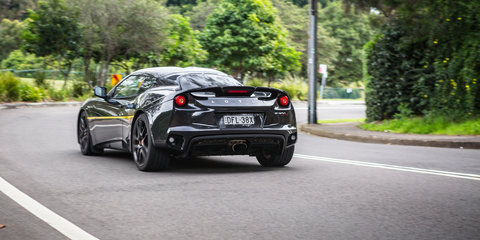 2017 Lotus Evora 400 Review