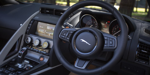 2016-porsche-boxter-s-v-jaguar-f-type-v6-s-interior- steering-wheel