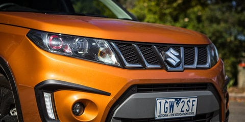 Suzuki Vitara: Series 2 coming in the first quarter of 2019