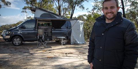 2016 Trakka Trakkadu AT Review: Volkswagen Transporter campervan tested