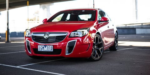 2016 Holden Insignia VXR: Long-term report three