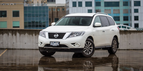 Nissan Pathfinder recalled for fuel tank replacement