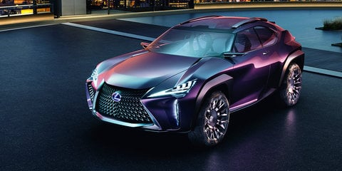 2018 Lexus UX and seven-seat RX to be unveiled in November - reports