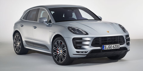 Porsche Macan Turbo with Performance Package detailed, Australian order books open