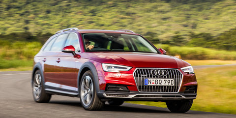 2017 Audi A4 Allroad Review