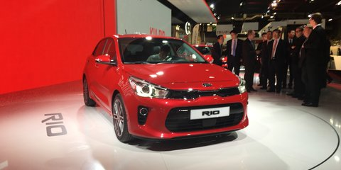 2017 Kia Rio gets Australian suspension upgrade