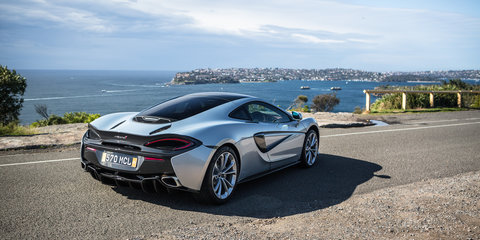 McLaren partners with BMW for next-generation powertrains