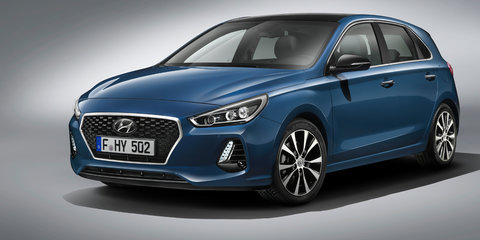 "2017 Hyundai i30:: five-door only for Australia, wagon not a ""viable option"""