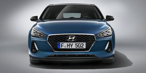2017 Hyundai i30 five-door will be the first model in an extended range