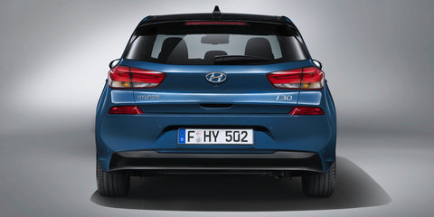 2017 Hyundai i30 expected to achieve five star safety rating