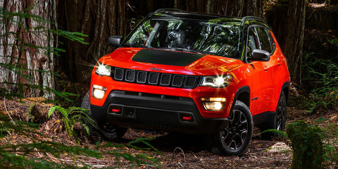 2018 Jeep Compass revealed: Australian launch late next year - UPDATE