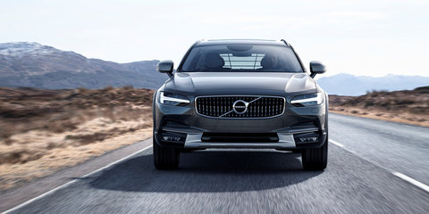 2017 Volvo V90 Cross Country revealed: High-riding Swede bound for Australia