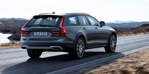 2017 Volvo S90, V90 Cross Country and XC90 recalled for airbag fix
