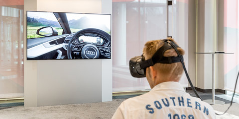 Audi Virtual Reality experience to expand to dealerships