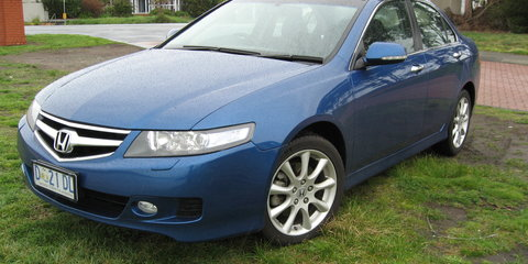 2008 Honda Accord Euro Luxury Review