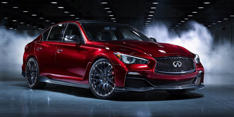 "Infiniti super sedan to take on M5? ""I'd love to see that,"" says local PR head"