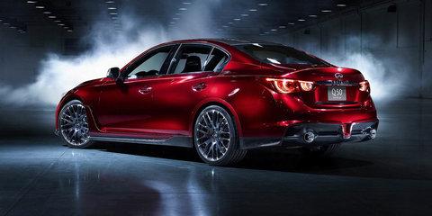 "Infiniti super sedan to take on M5? ""I'd love to see that,"" says local PR head"