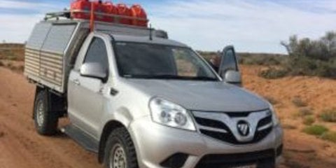 2014 Foton Tunland (4x4) Review
