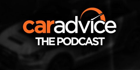 CarAdvice podcast 90: Riding with Holden's Rob Trubiani in the Commodore VXR!